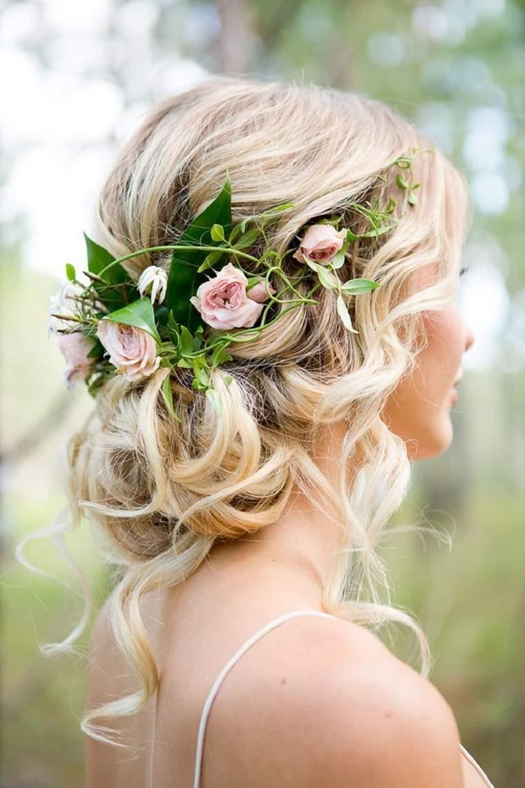 especial estilo peinados novias
