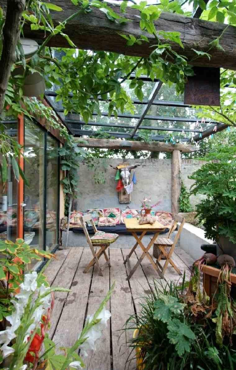 ideas modernas para terrazas