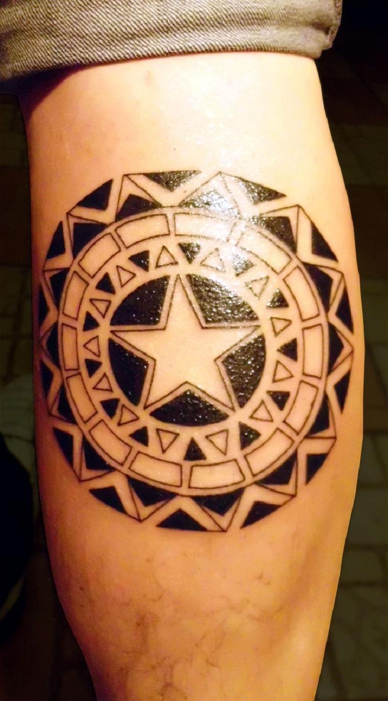 estrellas tribales