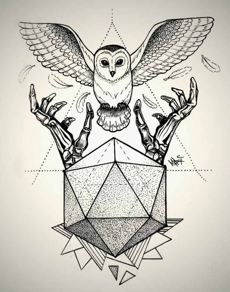 tatuajes de animales originales