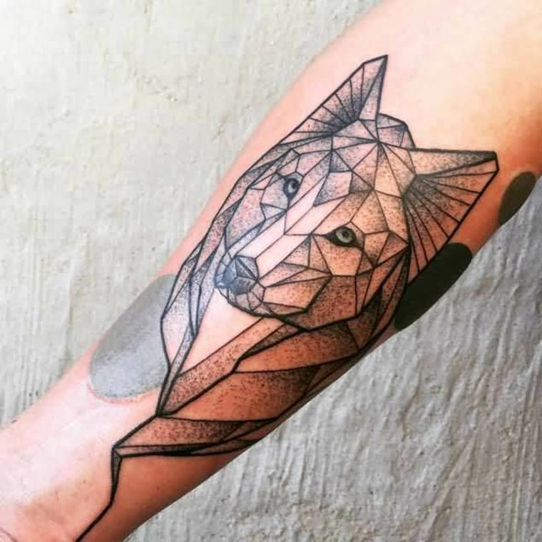 tatuajes de geometría