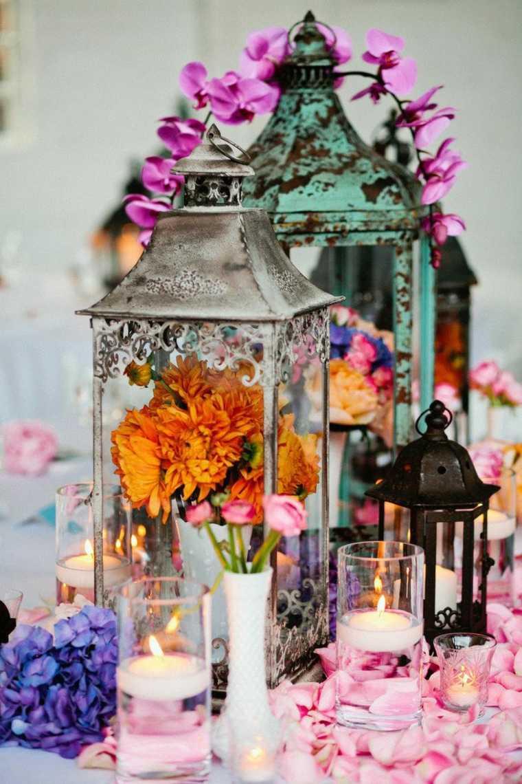 ideas originales para bodas bohemias