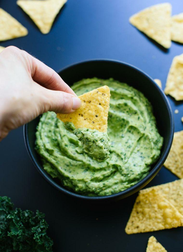 hacer salsa guacamole