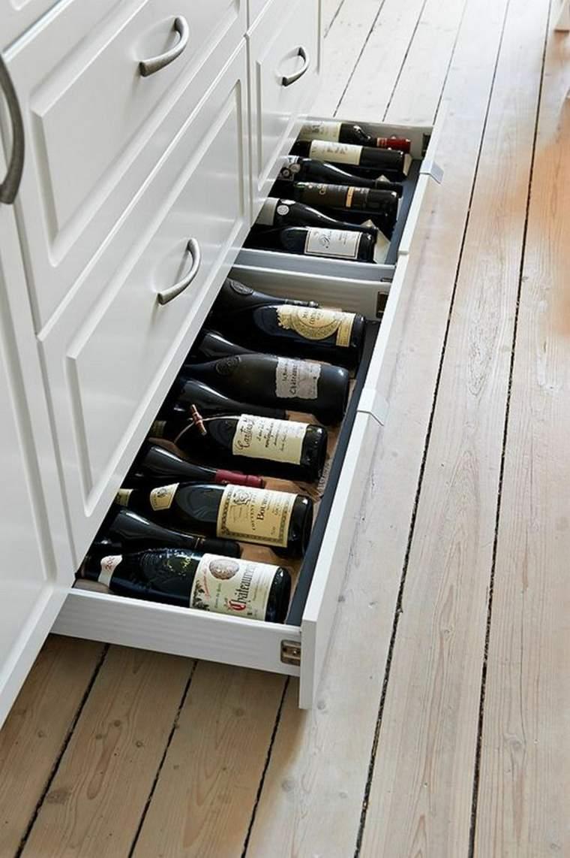 cajón para vinos
