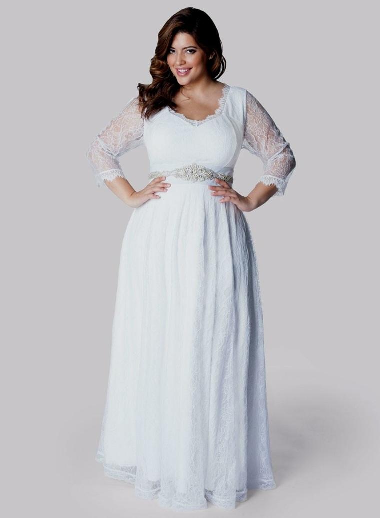 f5a752f15 View in gallery ideas conceptos vestidos largos Vestidos de fiesta para  gorditas – las mejores ideas para estar a la moda ...