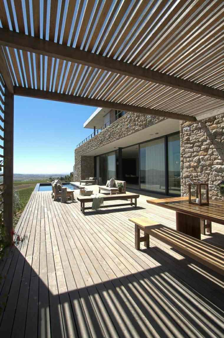 estupendas ideas de decoración para terrazas