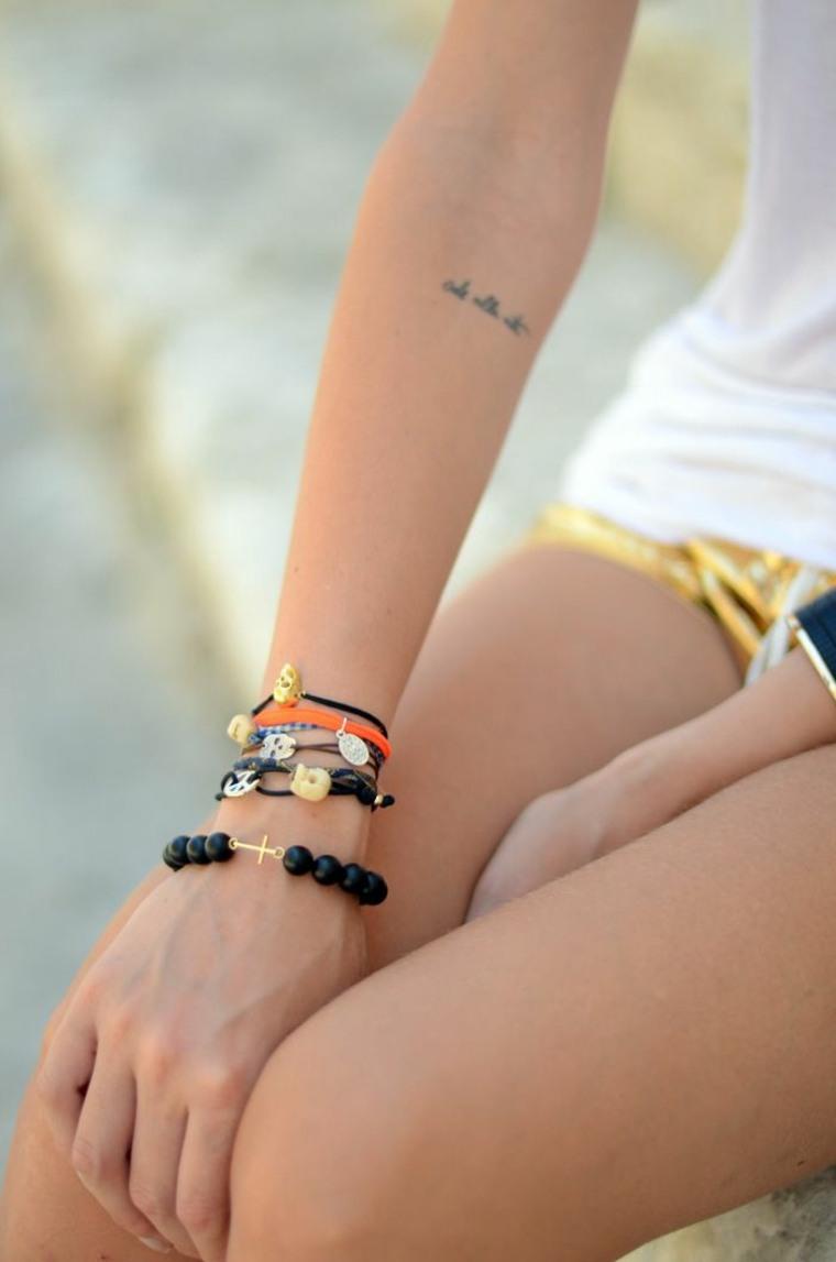 tatuajes pequeños para mostrar amor