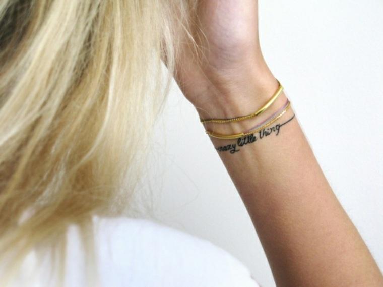 Tatuajes En La Muñeca Diseños Excepcionales Que Amarás