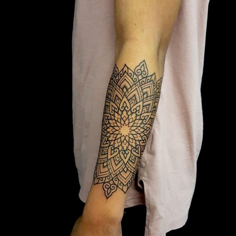 mandala-opciones-tatuajes-maories-disenos