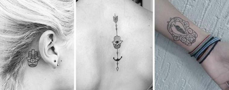 Tatuajes Pequeños Que Muestran Tu Carácter Y Personalidad