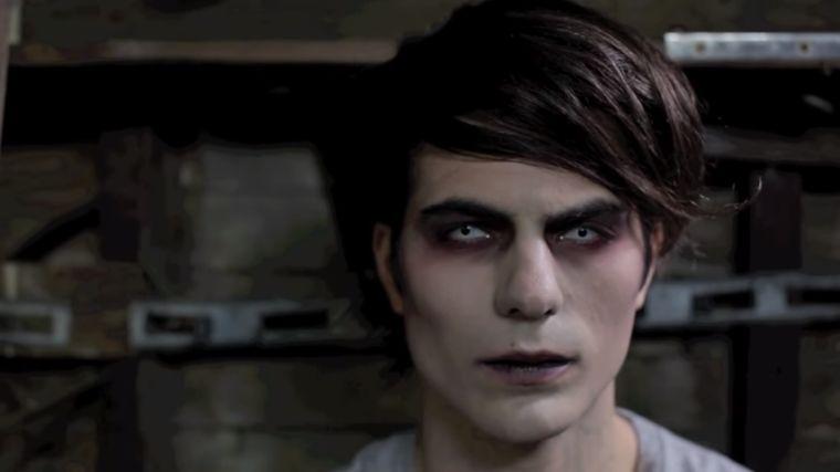 Maquillaje Halloween Hombre Ideas Y Tutoriales Impresionantes - Maquillaje-zombie-hombre