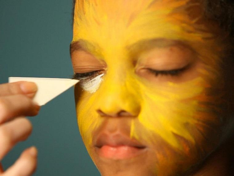 maquillaje-Halloween-ninos-ideas-leon