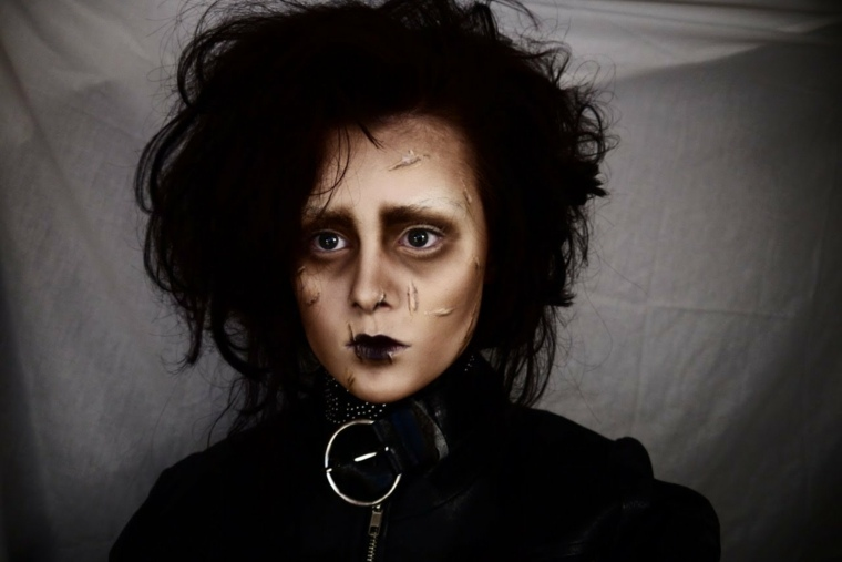 maquillaje halloween bruja