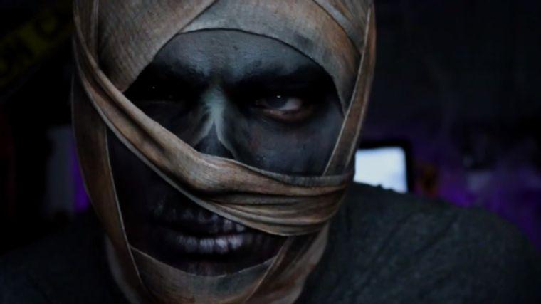 maquillaje-hombre-halloween-momia