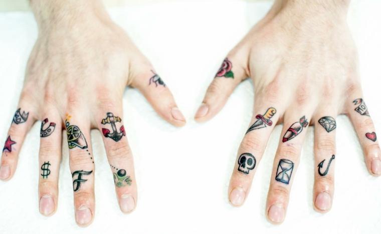 mejores-tatuajes-dedos-mano-variedad-ideas