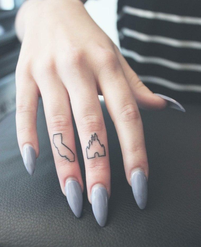 mejores-tatuajes-dedos-opciones-interesantes