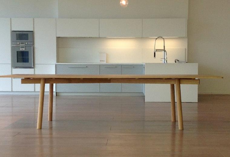 Mesas cocina modernas una gu a para elegir la mesa de la - Mesa cocina diseno ...