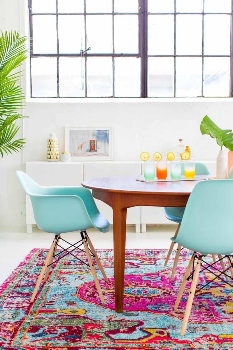 estupendo conjunto de mesa y sillas de comedor
