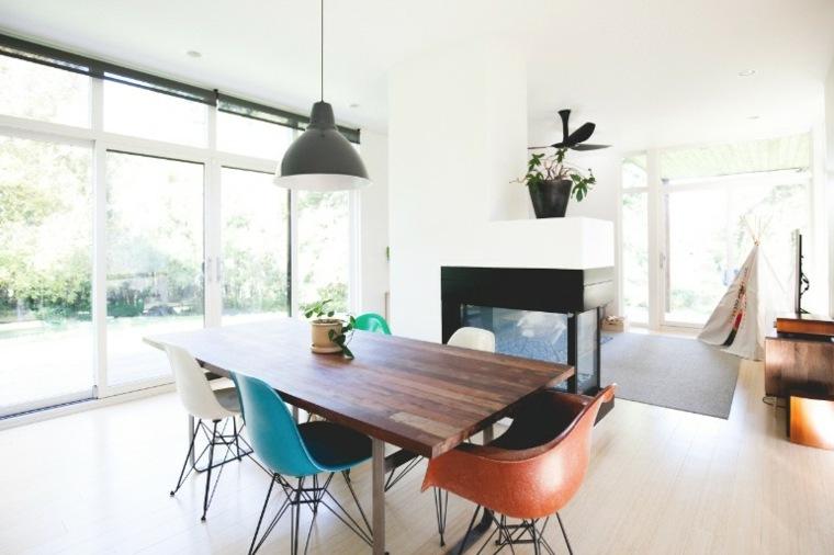 original conjunto de mesa y sillas