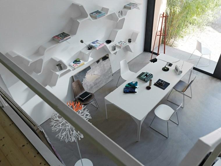 mesas cocina modernas-horm-mesa-canard