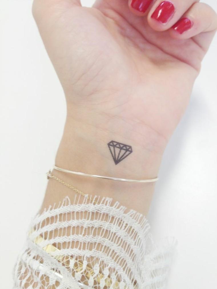 pequeño diamante
