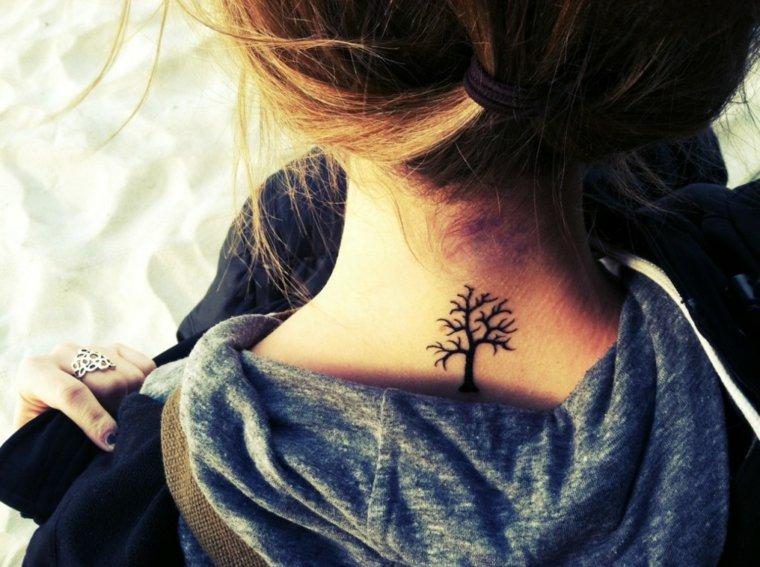 pequeño árbol