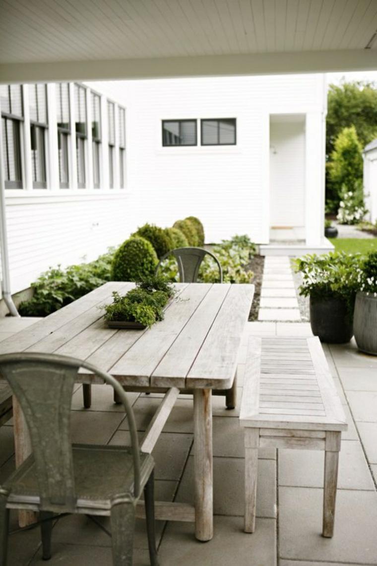 estupendas ideas para balcones y terrazas
