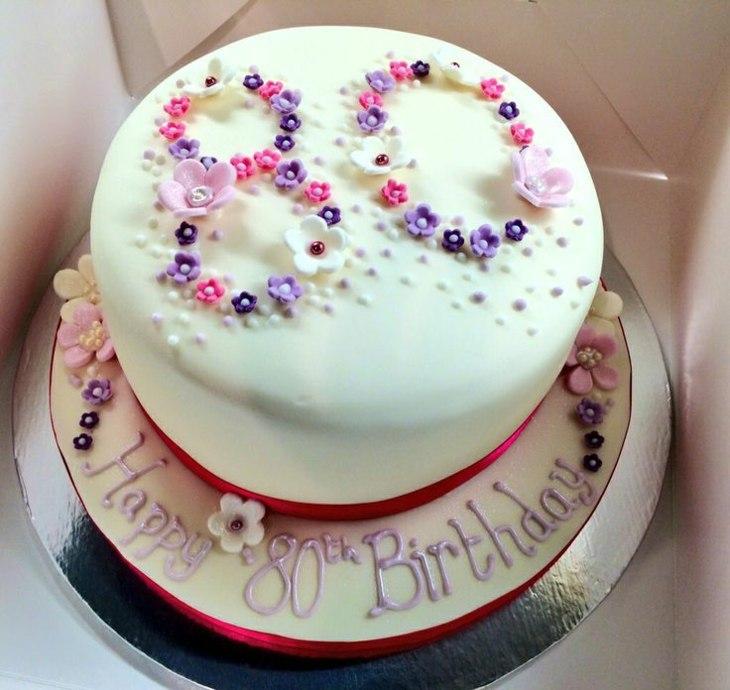 ochenta aniversario fiesta especial