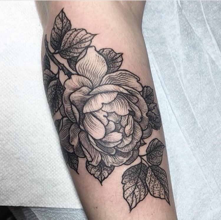 opciones-originales-tatuajes-rosas-estilo