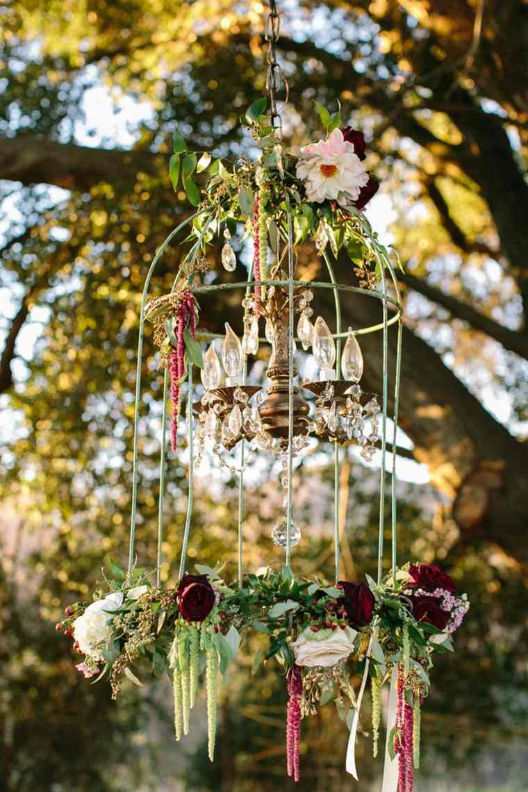 ideas originales para bodas boho chic
