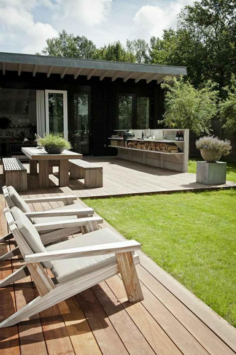 bonitas ideas para decorar terrazas