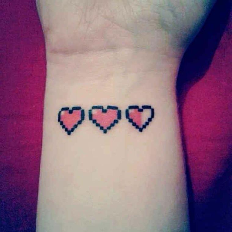 tatuaje de vidas