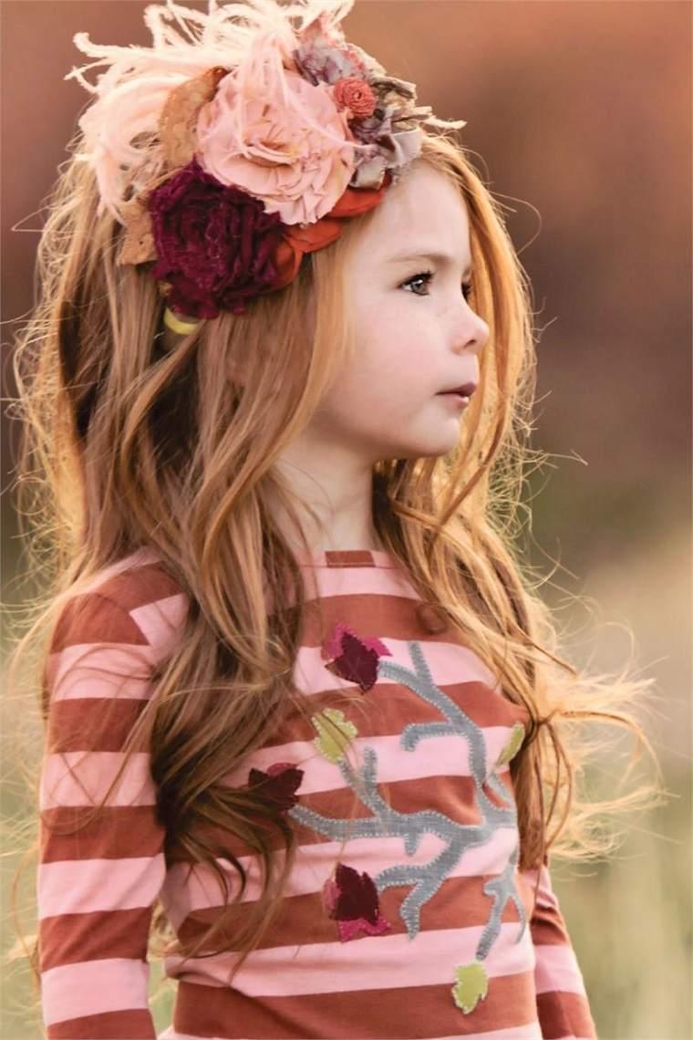 peinados para niñas-detalle-pelo