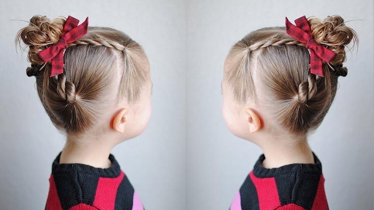 Peinados Para Ninas 10 Tutoriales Para Que Se Inspiren - Ver-peinados-para-nia