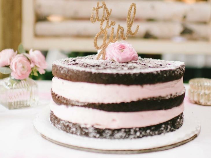 pisos torta-rosa flores ideas