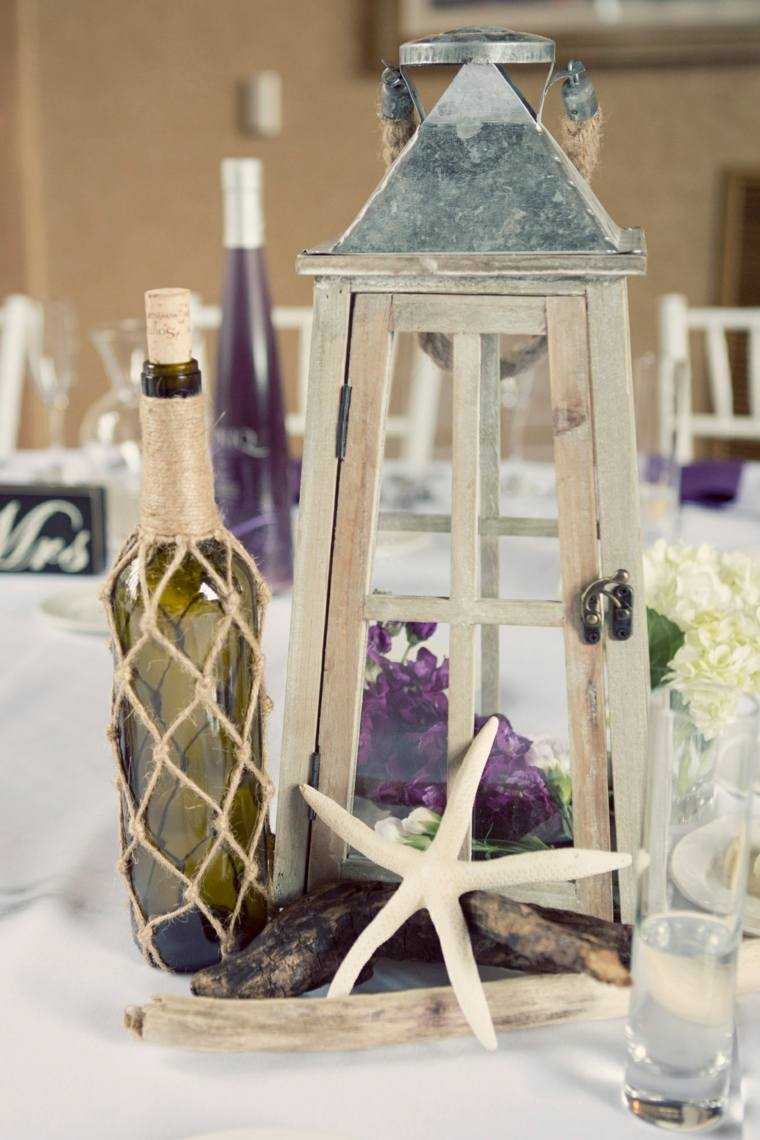 ideas originales para bodas náuticas