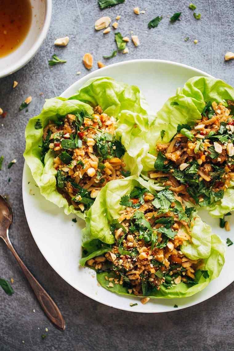 recetas-sanas-bajas-calorias-opciones-lechuga-ensalada
