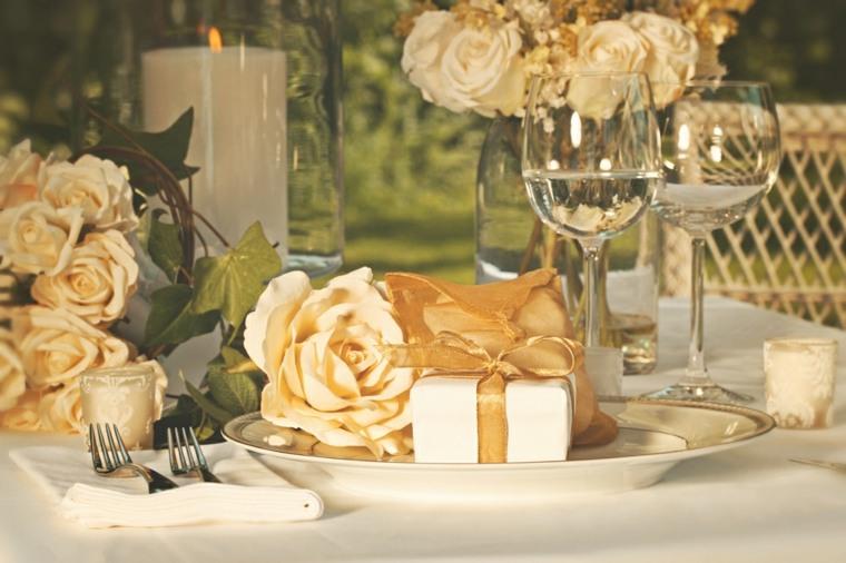 regalos originales para bodas de amigos dorado