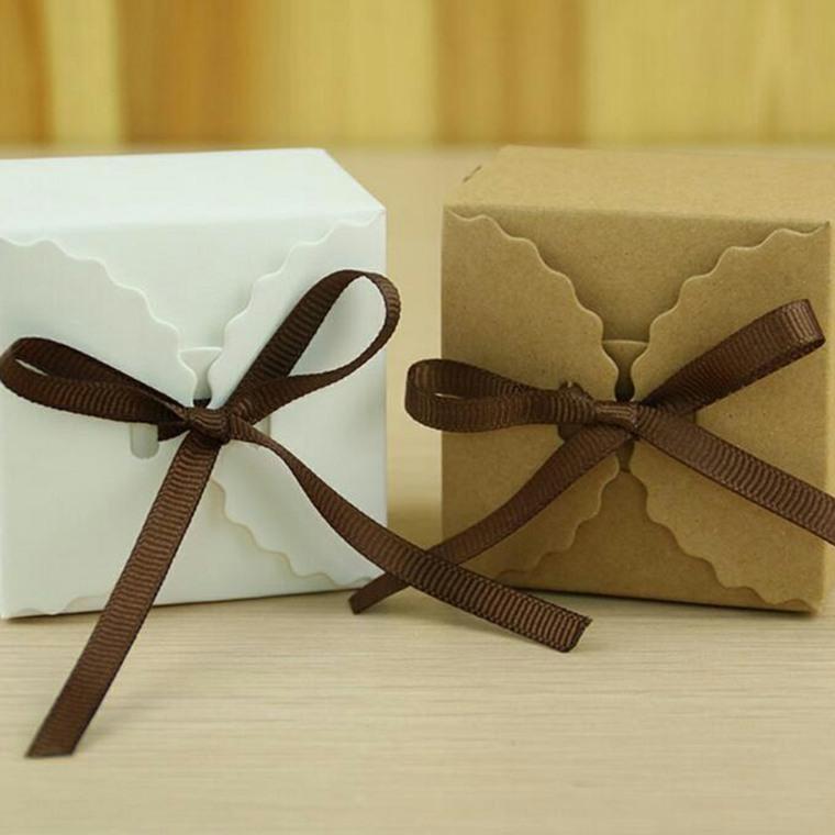 regalos originales para bodas lazos