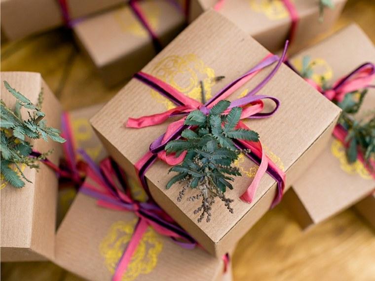 regalos originales para bodas ramas