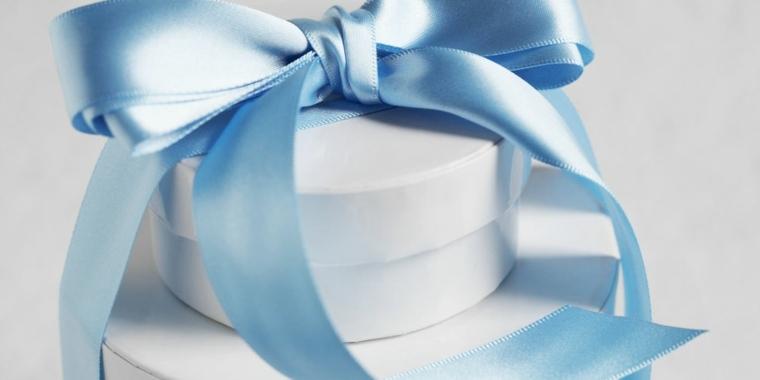 regalos originales para novios bodas lazos