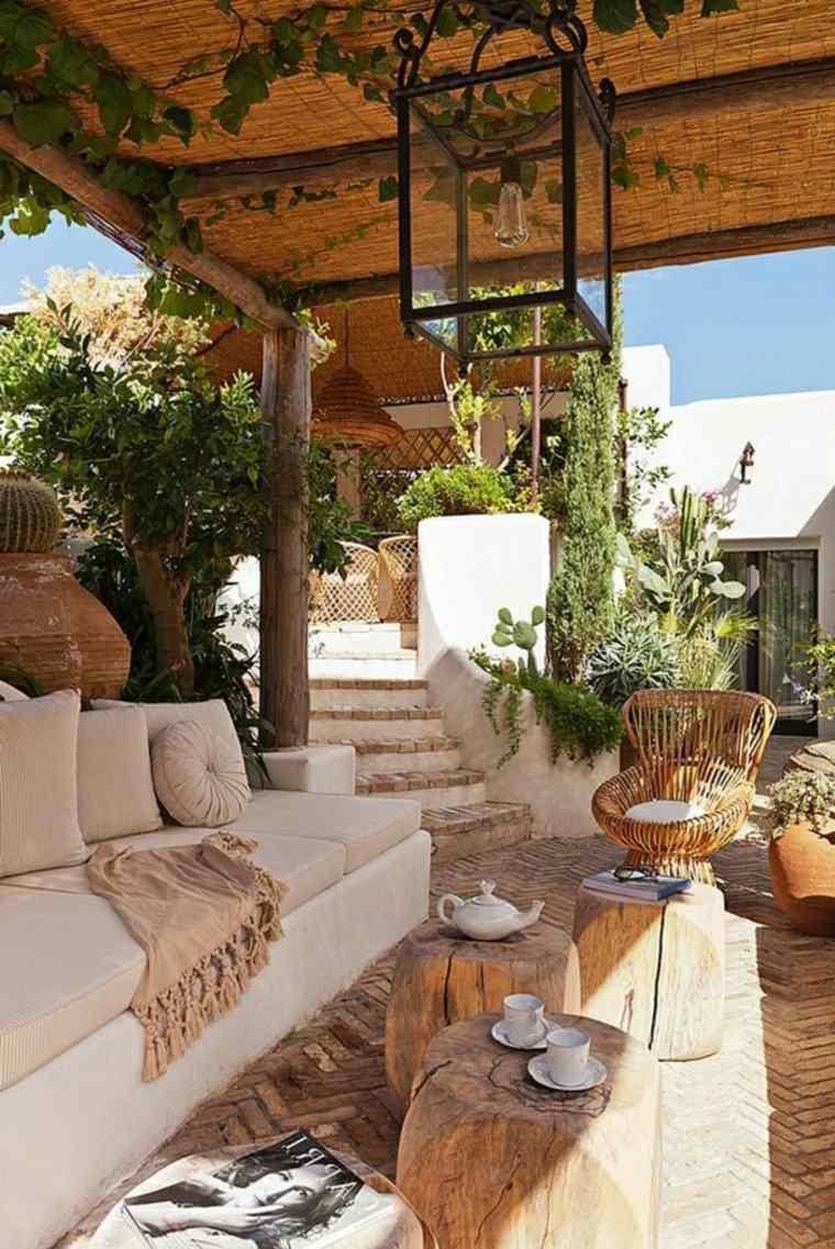 preciosa terraza