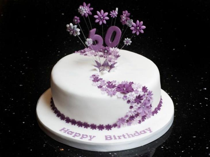 sesenta aniversario cumpleaños estilo