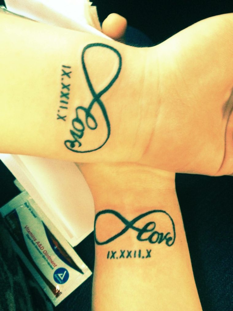 signo-infinidad-numeros-romanos-tatuaje