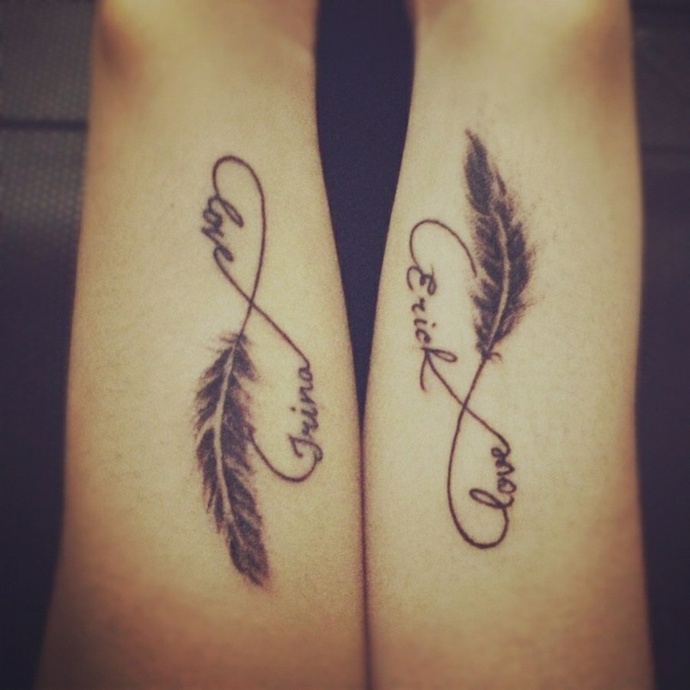 signo-infinidad-pluma-palabras-nombres