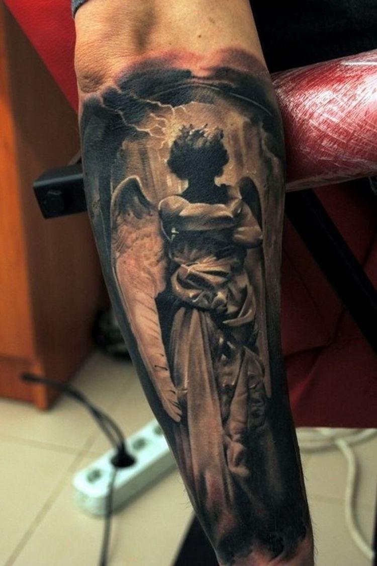 sombras especiales tinta tatuado