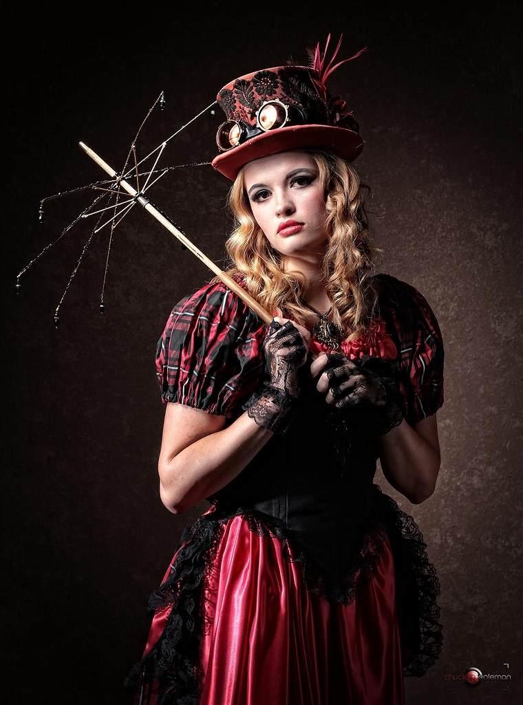 complementos y accesorios de estilo steampunk