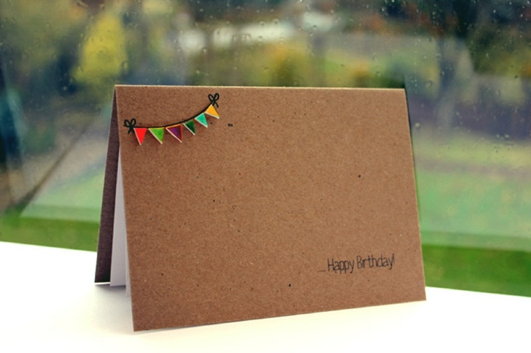 tarjetas de cumpleaños e invitaciones Diy