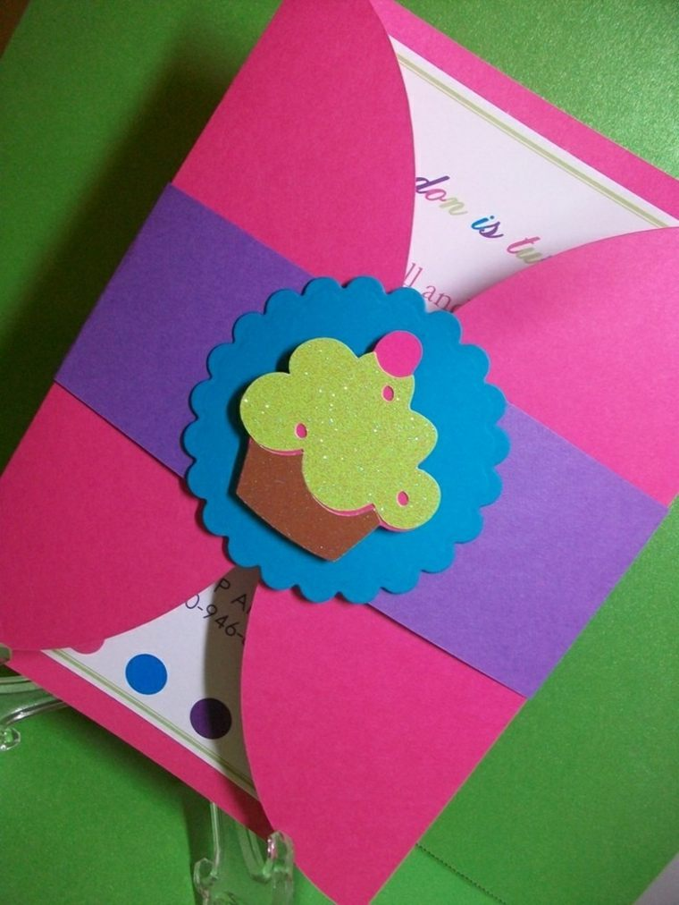 ideas para decorar tarjetas