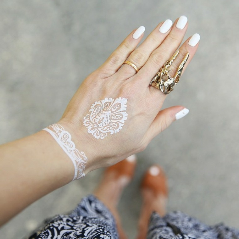 henna blanca